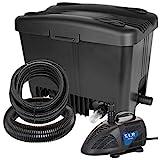 T.I.P. Teichaußenfilter WDF 10000 UV 11, UV-C 11 Watt, für Teiche bis zu...